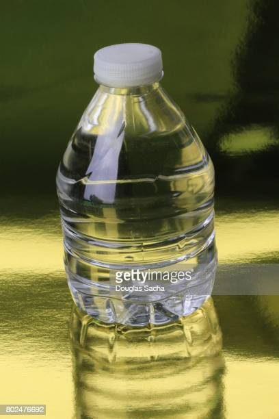 Plastic bottle of Purified mineral water