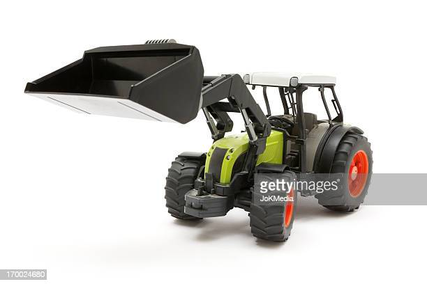 Plastic Front Loader Tractor