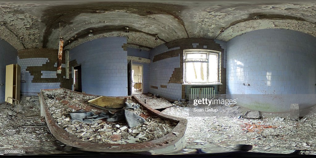 Inside The Chernobyl Exclusion Zone In 360 Degree Views ...
