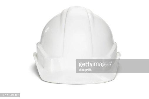Plastic safety helmet : Stock Photo