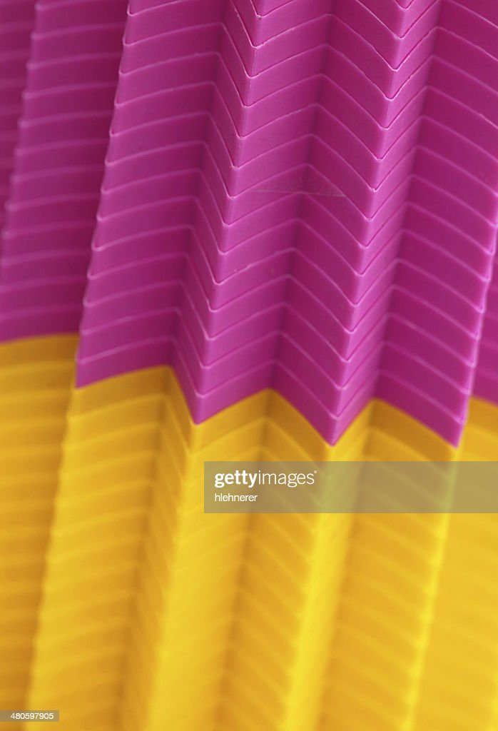 plastic stack : Stock Photo