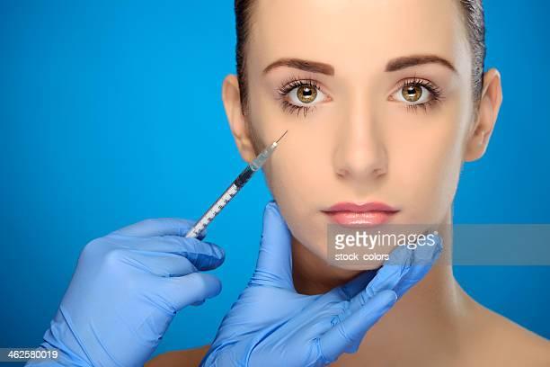 Chirurgie esthétique portrait
