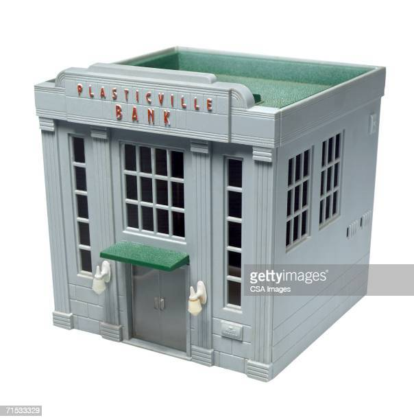Plastic Toy Bank