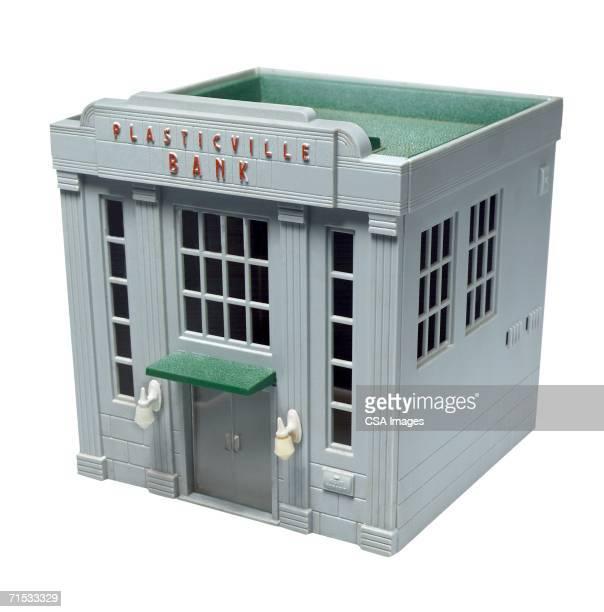 Plastic Toy Bank