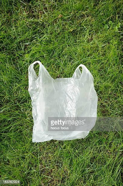 Les déchets de plastique
