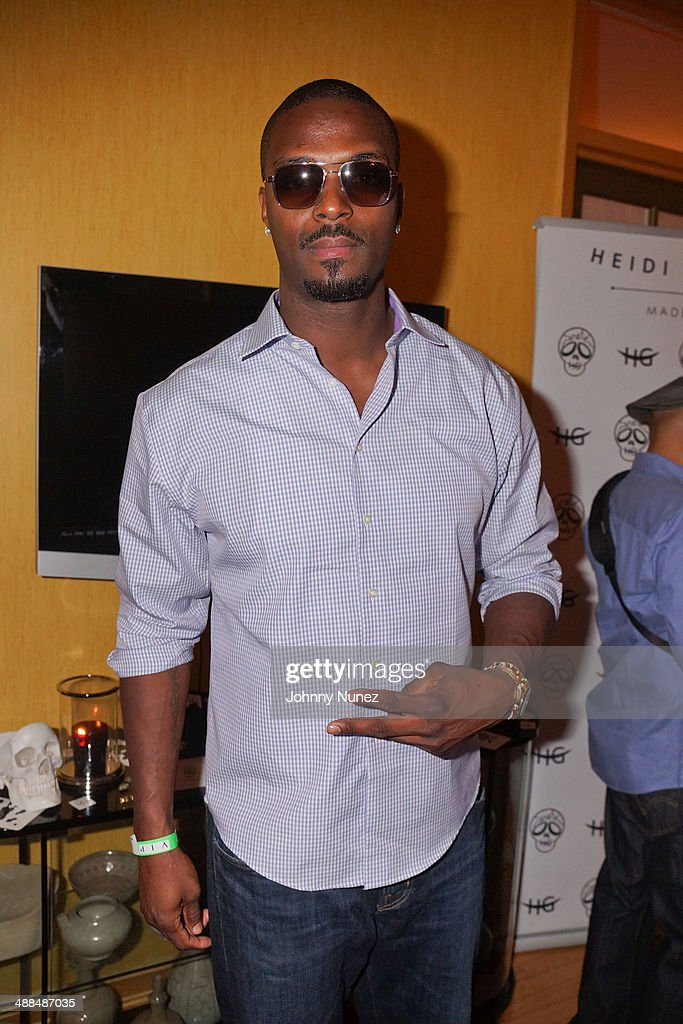 <a gi-track='captionPersonalityLinkClicked' href=/galleries/search?phrase=Plaxico+Burress&family=editorial&specificpeople=204529 ng-click='$event.stopPropagation()'>Plaxico Burress</a> attends the Draft Classic Schuyler Gifting Suite at a private residence on May 6, 2014 in New York City.