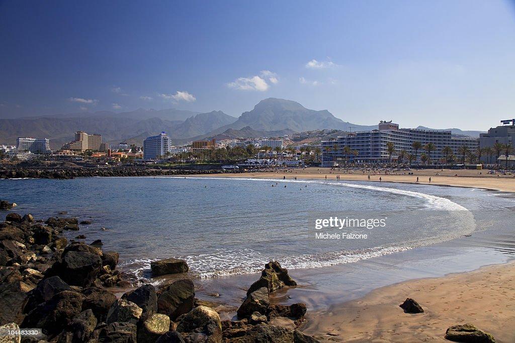 Playa de Las Americas Resort Area