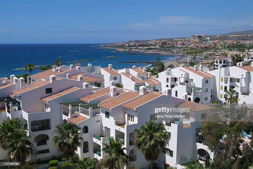 Playa de las Americas, Tenerife, Canary Islands