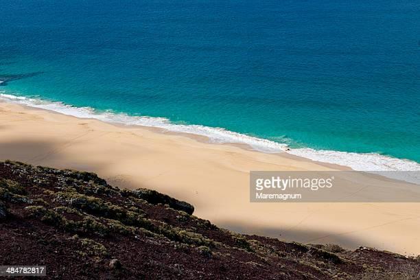 Playa (beach) de las Conchas