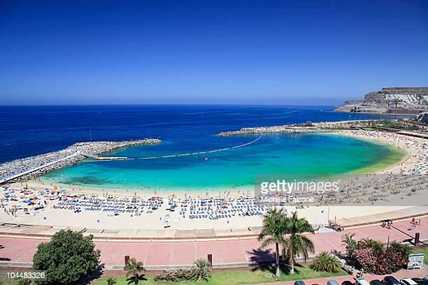 Playa de Los Amadores, Gran Canaria