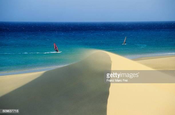 Playa de Sotavento, Jandia