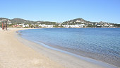 Playa de Talamanca Ibiza.