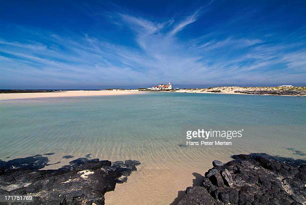 Playa del Castillo, Fuerteventura, Canary Islands