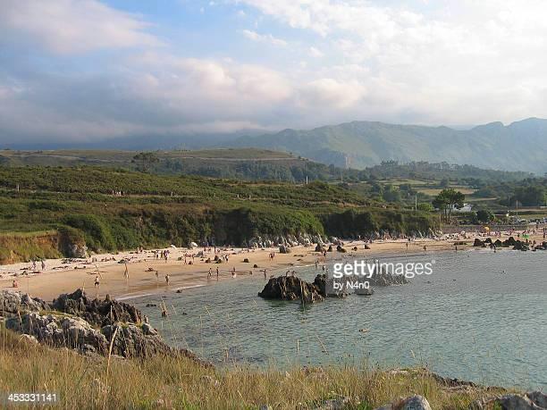 Playa en Llanes