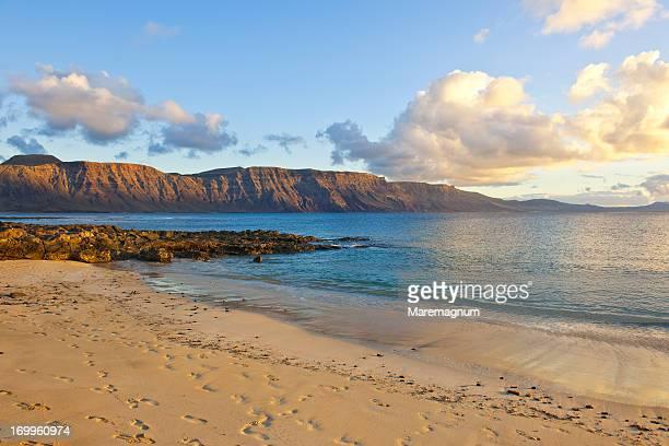 Playa Francesa, view of the beach