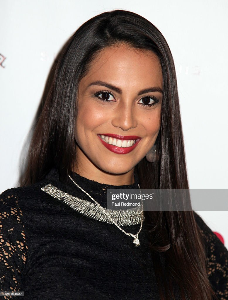 Playboy Magazine Playmate of the Year <a gi-track='captionPersonalityLinkClicked' href=/galleries/search?phrase=Raquel+Pomplun&family=editorial&specificpeople=10120930 ng-click='$event.stopPropagation()'>Raquel Pomplun</a> attends Sunset Marquis Hotel 50th Anniversary Birthday Bash at Sunset Marquis Hotel & Villas on November 16, 2013 in West Hollywood, California.