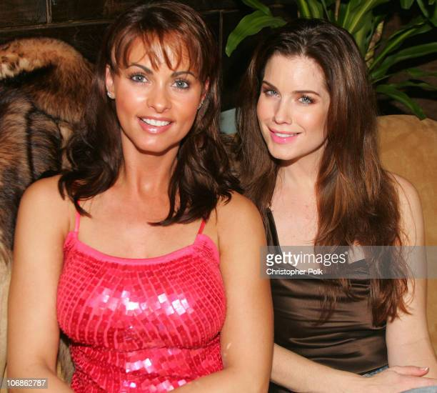 Playboy Playmates Karen McDougal and Carrie Stevens *exclusive*