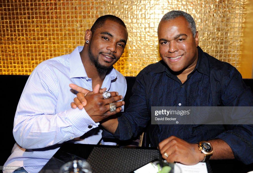 Grey Goose Toasts NBA/NFL Players In Las Vegas