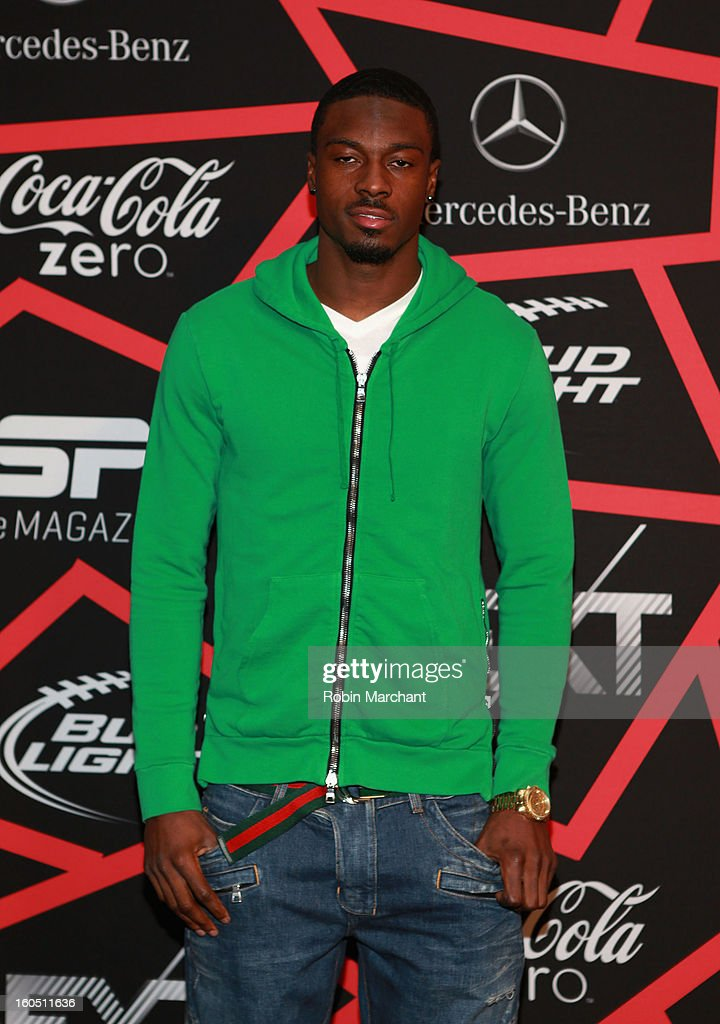 NFL player A.J. Green attends ESPN The Magazine's 'NEXT' Event at Tad Gormley Stadium on February 1, 2013 in New Orleans, Louisiana.