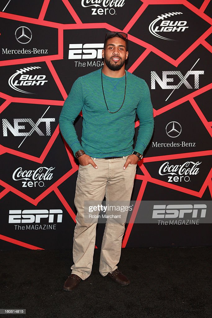 NFL player Arian Foster attends ESPN The Magazine's 'NEXT' Event at Tad Gormley Stadium on February 1, 2013 in New Orleans, Louisiana.