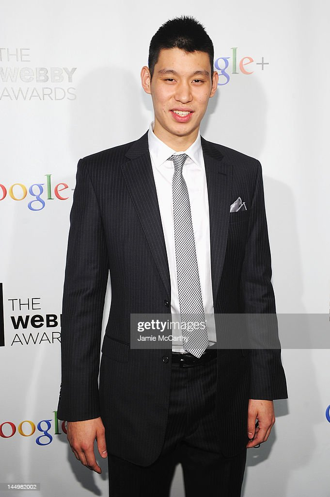 NBA player attends the 16th Annual Webby Awards on May 21, 2012 in New York City.
