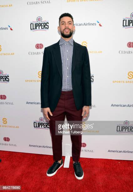 NBA player Austin Rivers attends the 32nd Annual CedarsSinai Sports Spectacular Gala at W Los Angeles Westwood on April 3 2017 in Los Angeles...