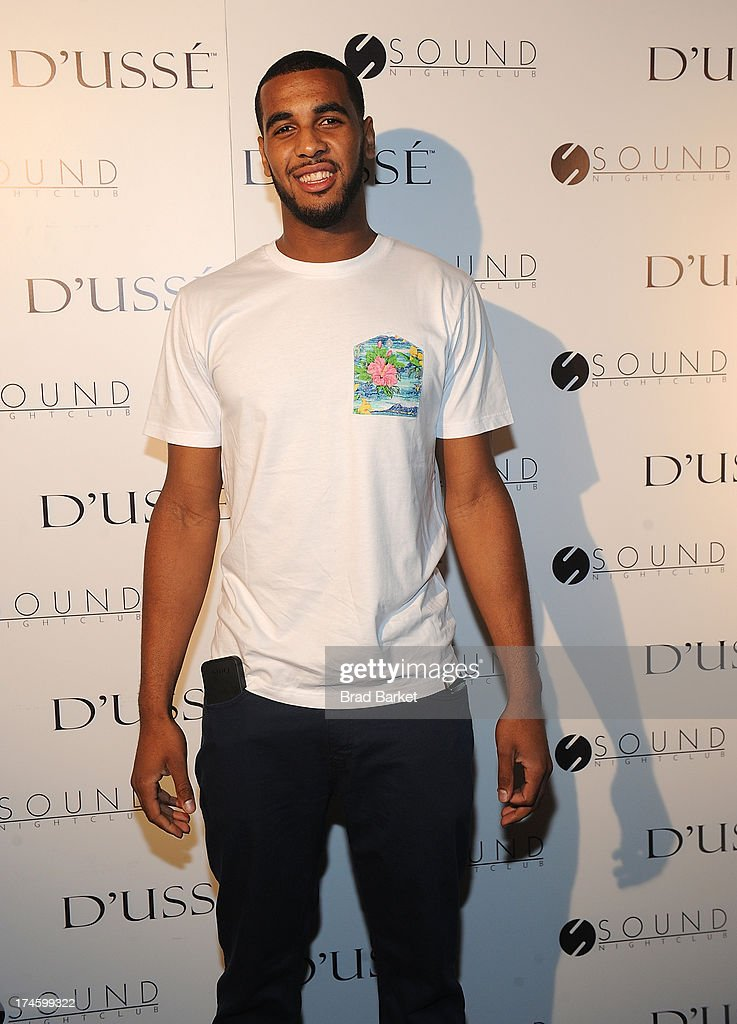 Player Brandon Davies attends the Jay Z After Party at Sound Nightclub on July 27, 2013 in Los Angeles