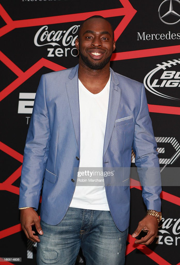 NFL player Chris Ogbonnaya attends ESPN The Magazine's 'NEXT' Event at Tad Gormley Stadium on February 1, 2013 in New Orleans, Louisiana.