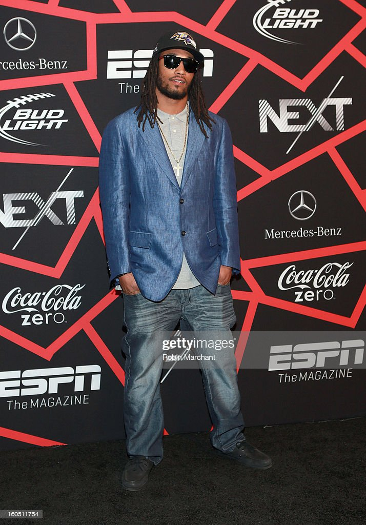 Player Christian Thompson attends ESPN The Magazine's 'NEXT' Event at Tad Gormley Stadium on February 1, 2013 in New Orleans, Louisiana.