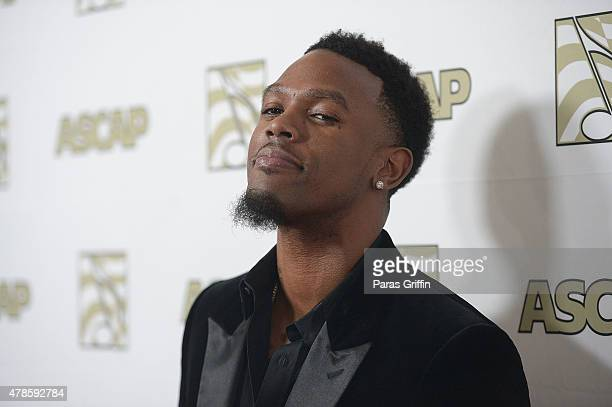 NBA player Daniel 'Booby' Gibson attends 28th Annual ASCAP Rhythm And Soul Music Awards at Beverly Wilshire Four Seasons Hotel on June 25 2015 in...
