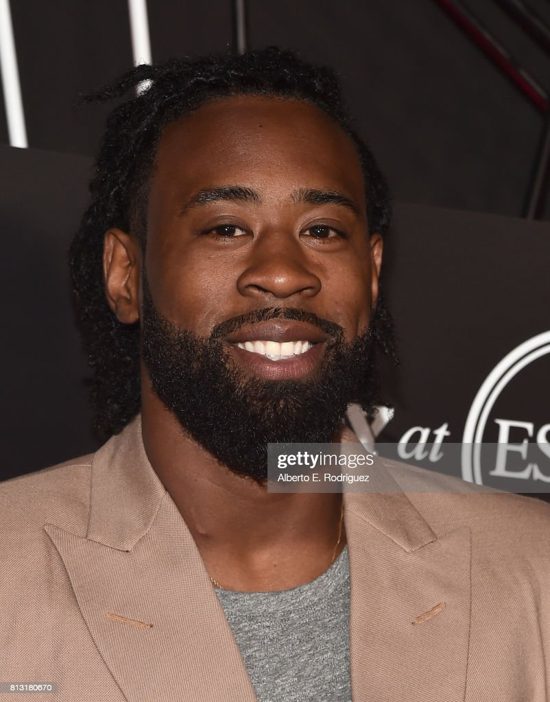 NBA player DeAndre Jordan attends the BODY at The EPYS Pre-Party at Avalon Hollywood on July 11, 2017 in Los Angeles, California.