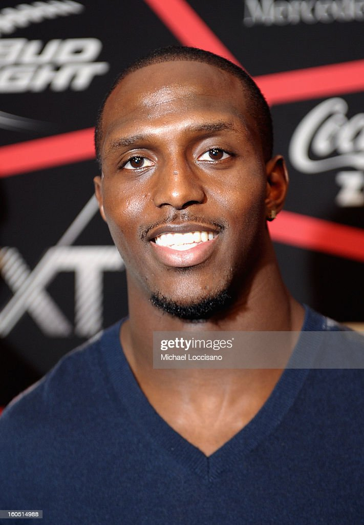 NFL player Devin McCourty attends ESPN The Magazine's 'NEXT' Event at Tad Gormley Stadium on February 1, 2013 in New Orleans, Louisiana.