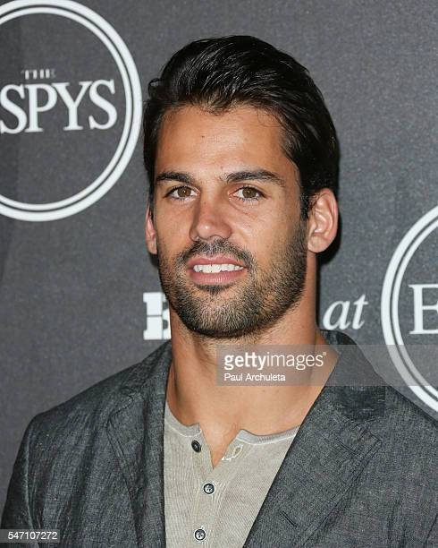 Player Eric Decker attends the ESPN Magazine BODY issue party at Avalon Hollywood on July 12 2016 in Los Angeles California
