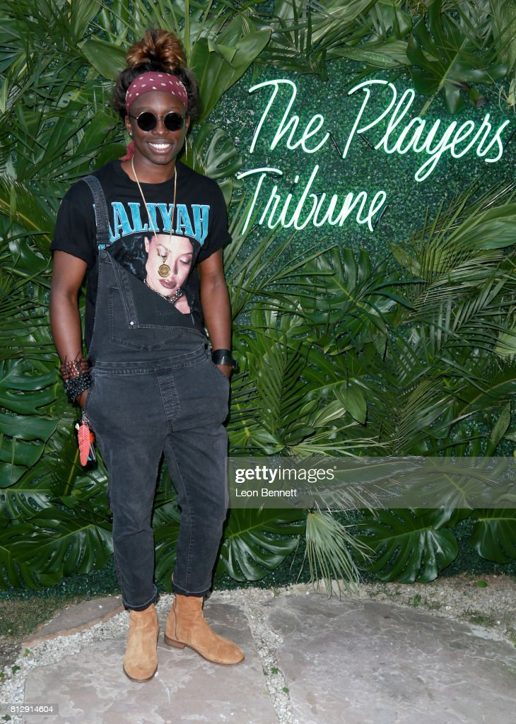 WNBA player Essence Carson attends The Players' Tribune Hosts Players' Night Out 2017 at The Beverly Hills Hotel on July 11, 2017 in Beverly Hills, California.
