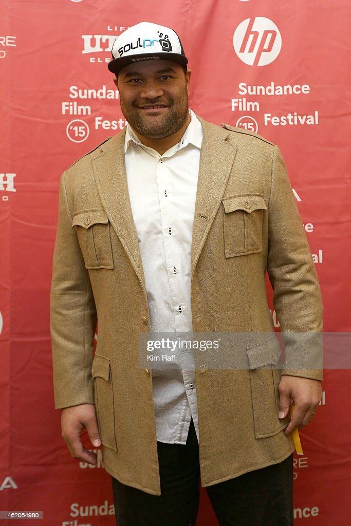 """In Football We Trust"" Premiere - 2015 Sundance Film Festival"