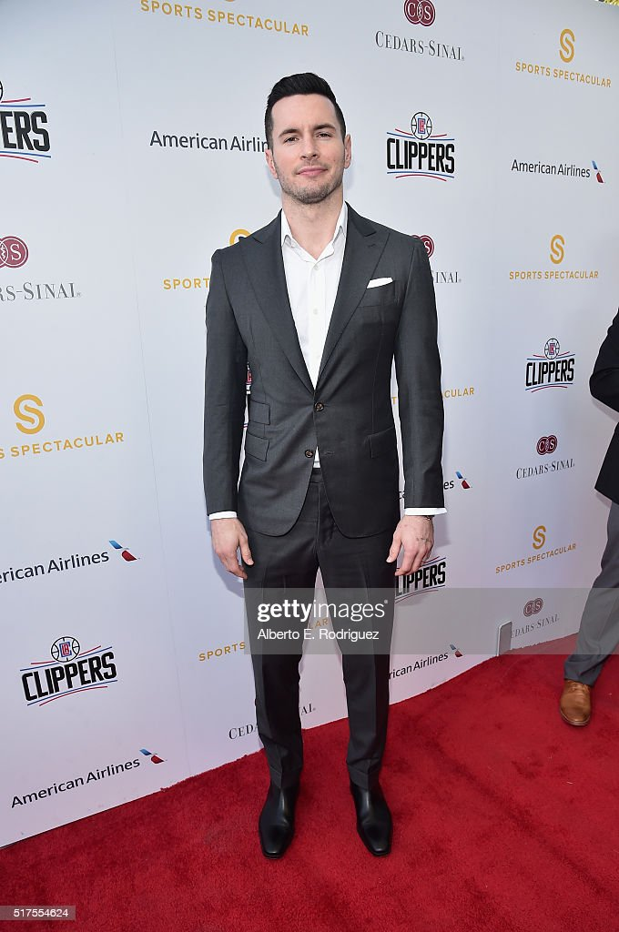 NBA player J. J. Redick attends the Cedars-Sinai Sports Spectacular at W Los Angeles – West Beverly Hills on March 25, 2016 in Los Angeles, California.