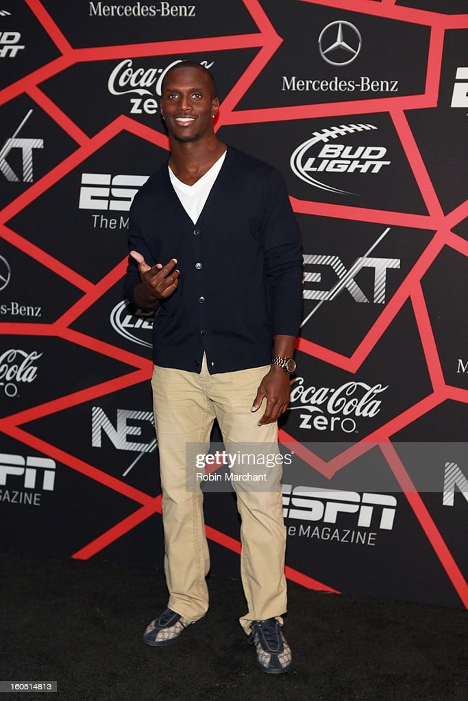 NFL player Jason McCourty attends ESPN The Magazine's 'NEXT' Event at Tad Gormley Stadium on February 1, 2013 in New Orleans, Louisiana.