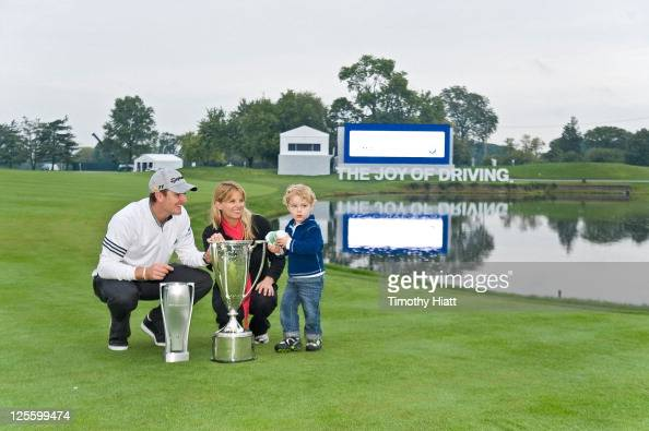 Justin Rose Family Stock Photos And Pictures Getty Images
