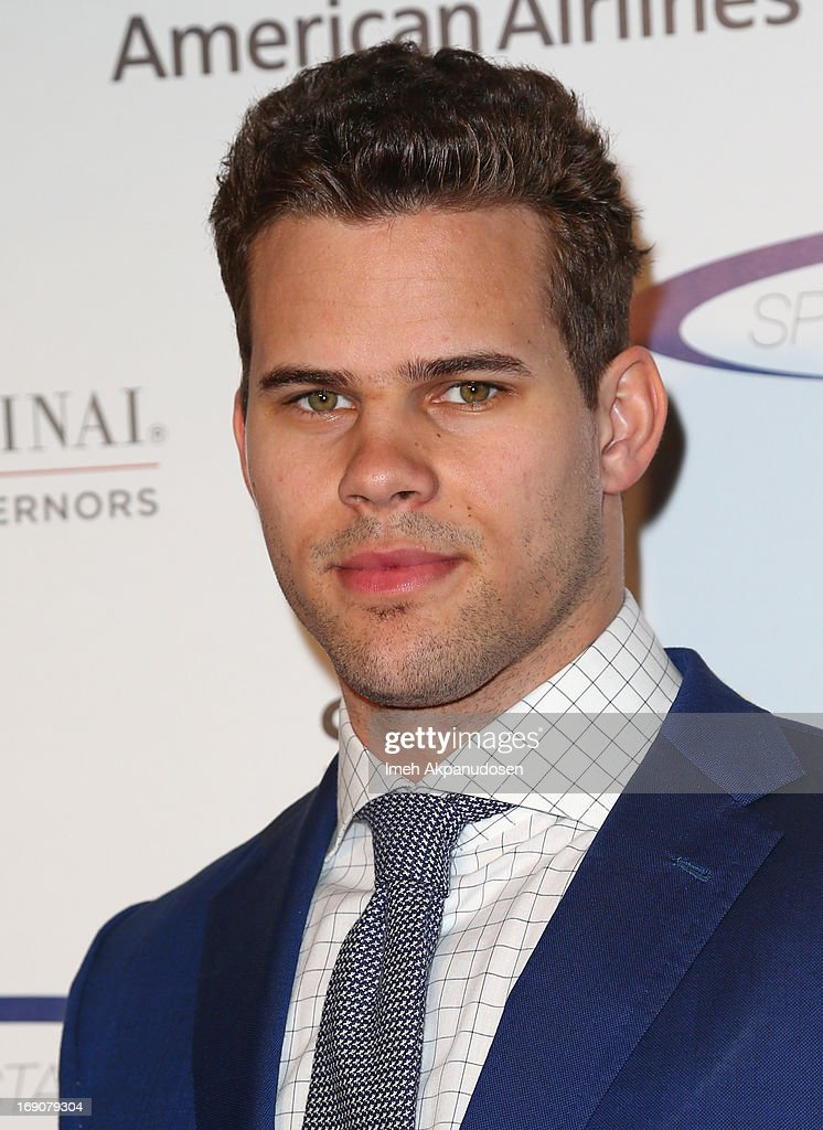 NBA player Kris Humphries attends the 28th Anniversary Sports Spectacular Gala at the Hyatt Regency Century Plaza on May 19, 2013 in Century City, California.