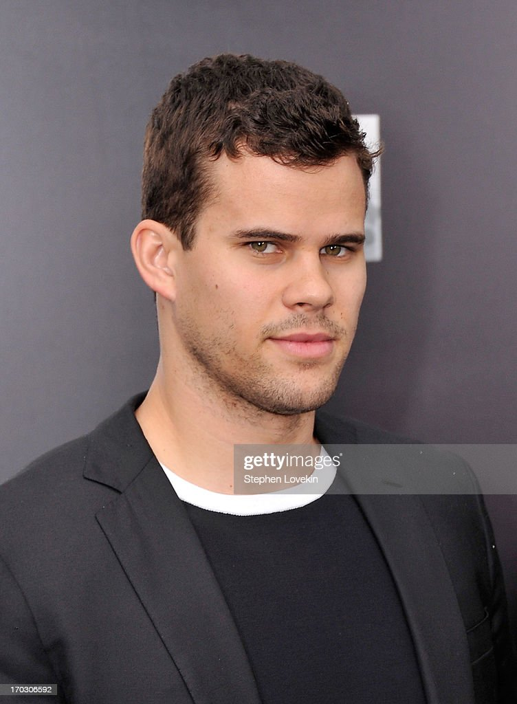 NBA player Kris Humphries attends the 'Man Of Steel' world premiere at Alice Tully Hall at Lincoln Center on June 10, 2013 in New York City.