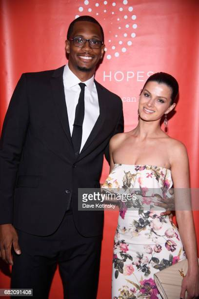 NBA player Lance Thomas attends the 2017 Many Hopes Spring Ball at The Angel Orensanz Foundation on May 11 2017 in New York City