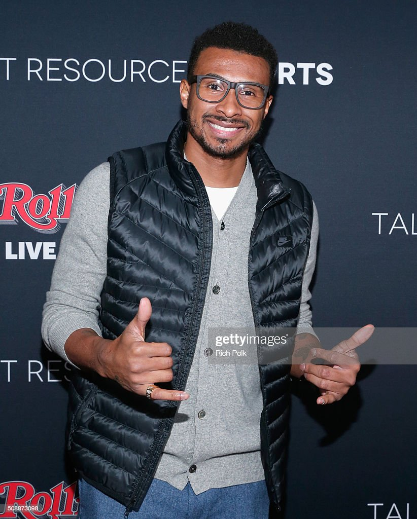 NBA player <a gi-track='captionPersonalityLinkClicked' href=/galleries/search?phrase=Leandro+Barbosa&family=editorial&specificpeople=201506 ng-click='$event.stopPropagation()'>Leandro Barbosa</a> attends Rolling Stone Live SF with Talent Resources on February 7, 2016 in San Francisco, California.