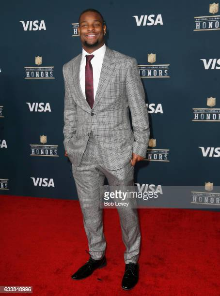 NFL player Le'Veon Bell attends 6th Annual NFL Honors at Wortham Theater Center on February 4 2017 in Houston Texas