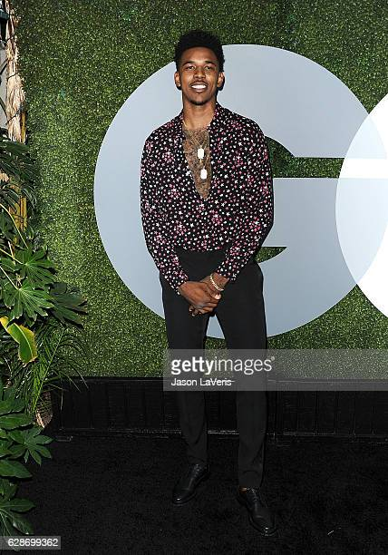 NBA player Nick Young attends the GQ Men of the Year party at Chateau Marmont on December 8 2016 in Los Angeles California