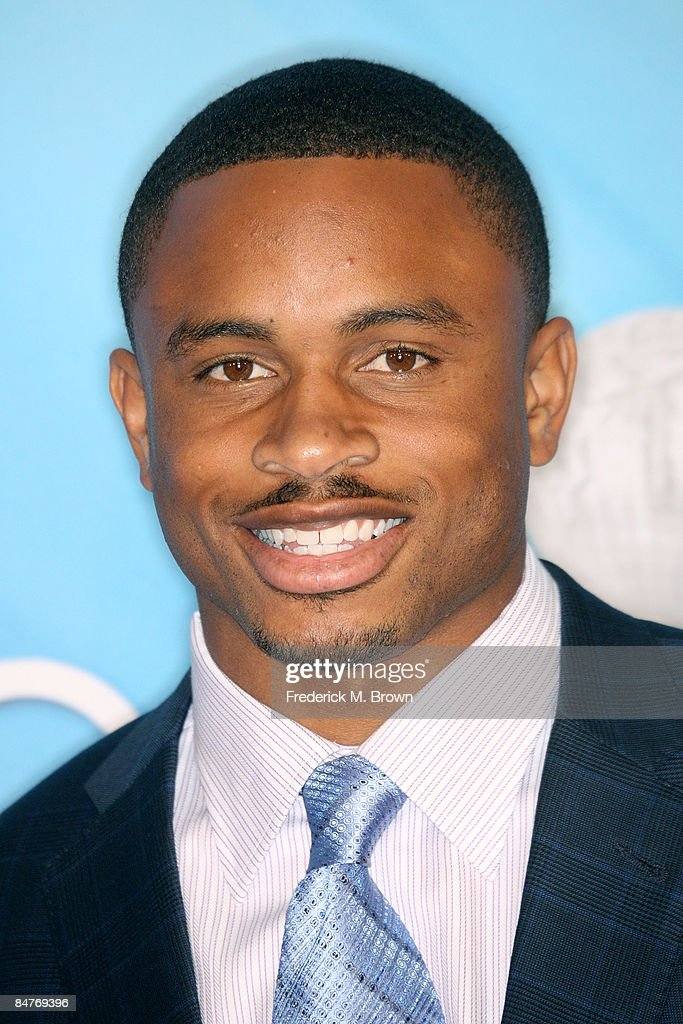 Player Nnamdi Asomugha arrives at the 40th NAACP Image Awards held at the Shrine Auditorium on February 12, 2009 in Los Angeles, California.