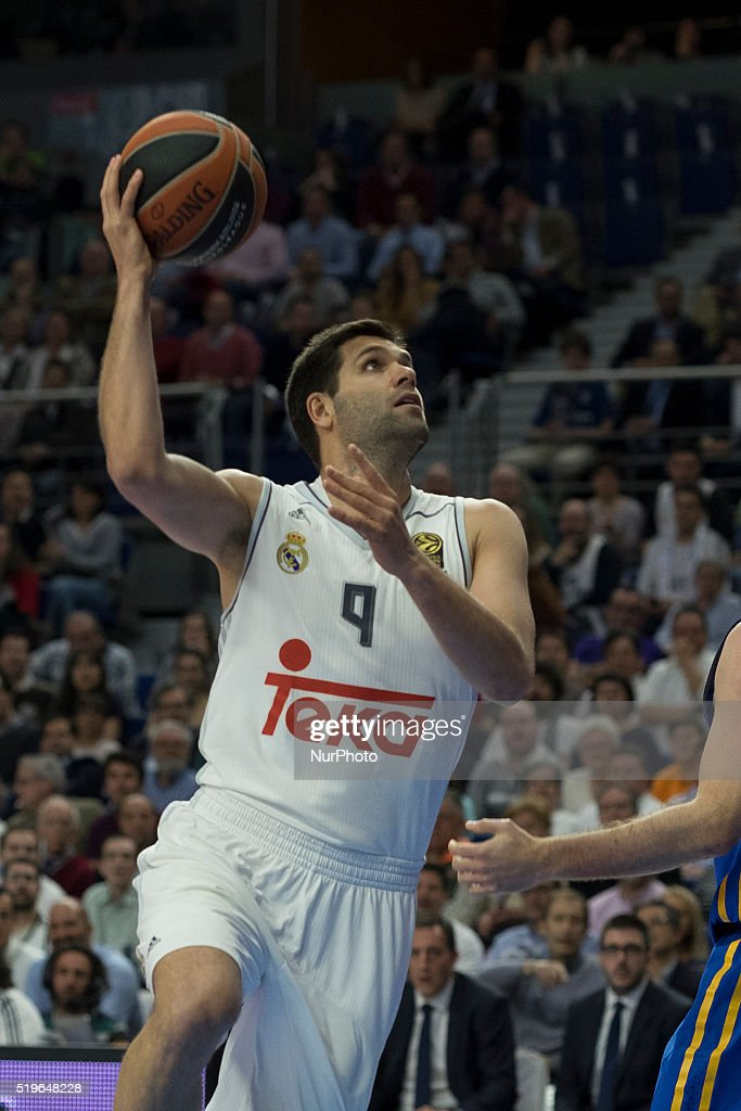 Real Madrid v Khimki Moscow Region - Turkish Airlines Euroleague