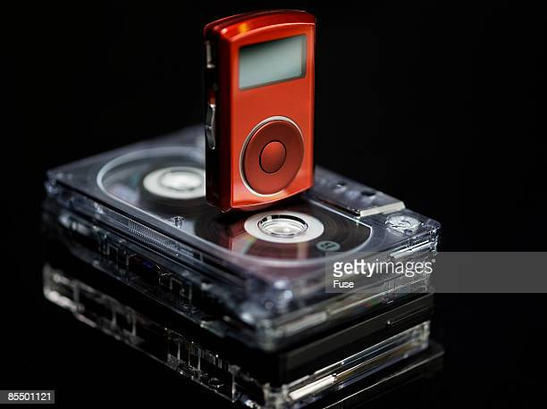 MP3 Player on an Audio Tape