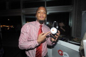 Player Patrick Chung attends the GQ Derby Style Event Presented By Stella Artois on May 3 2013 in Louisville Kentucky