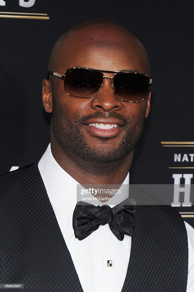 NFL player Reggie Wayne attends the 2nd Annual NFL Honors at Mahalia Jackson Theater on February 2, 2013 in New Orleans, Louisiana.