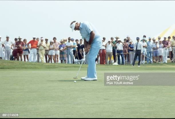 TOUR player Roberto De Vicenzo is seen in this undated photo